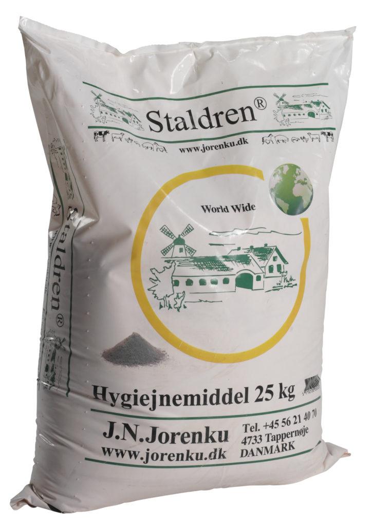 25 kg Staldren