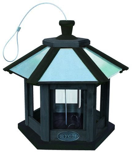 Fuglefoderautomat 6-kantet 34 cm