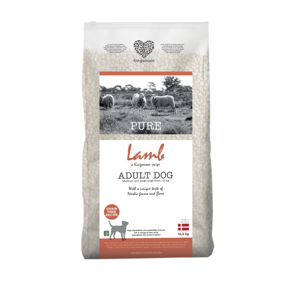 Kingsmoor Medium/Large Lam 10,5 kg